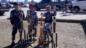 Hornets Nest BMX Racers